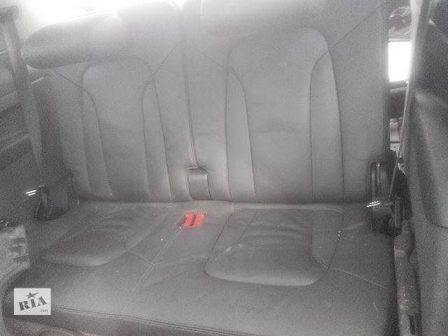 бу Б/у сиденье для легкового авто Audi Q7 2007 в Львове