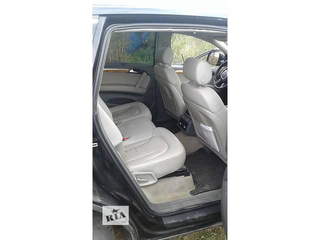 бу Б/у сиденье для легкового авто Audi Q7 в Львове