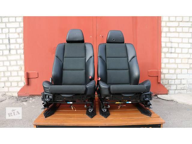 купить бу Б/у сиденье для легкового авто BMW 5 Series RECARO в Киеве