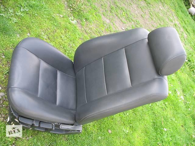 Б/у сиденье для легкового авто BMW 5 Series- объявление о продаже  в Стрые