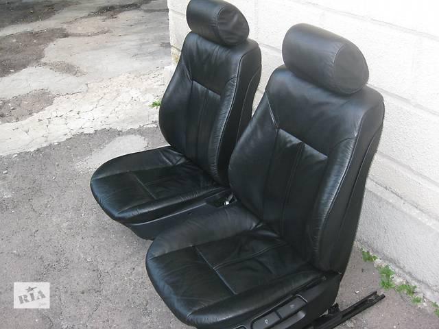 Б/у сиденье для легкового авто BMW 7 Series (все)- объявление о продаже  в Житомире