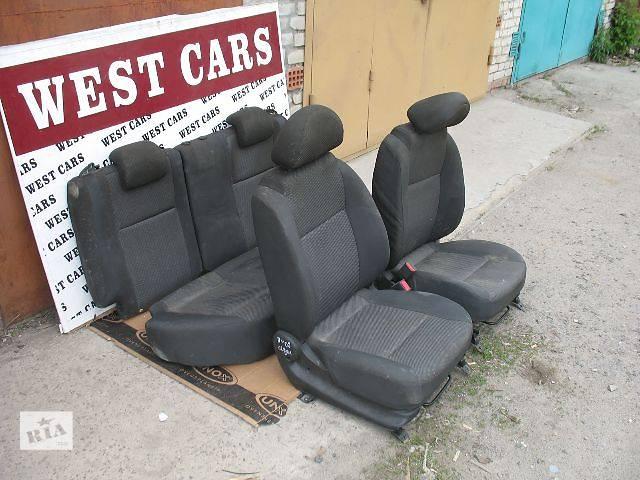 купить бу Б/у сиденье для легкового авто Chevrolet Aveo 2007 в Луцке
