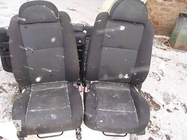 бу Б/у сиденье для легкового авто Chevrolet Aveo Hatchback (3d) в Черкассах
