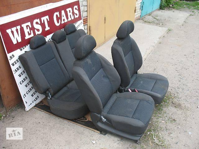 Б/у сиденье для легкового авто Chevrolet Aveo Hatchback (5d) 2004- объявление о продаже  в Луцке