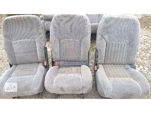 купить бу Б/у сиденье для легкового авто Chrysler Grand Voyager 1997 в Тернополе