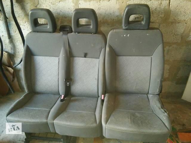продам Б/у сиденье для легкового авто Citroen Jumpy бу в Ровно