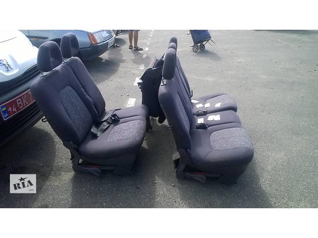 бу Б/у сиденье для легкового авто Fiat Doblo в Хмельницком