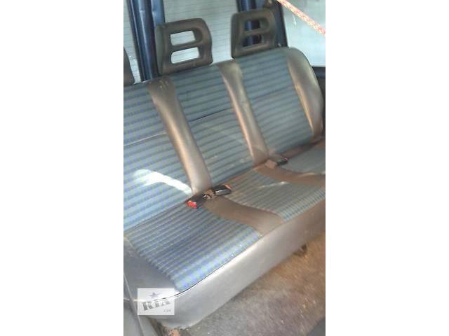 продам Б/у сиденье для легкового авто Fiat Scudo бу в Хмельницком