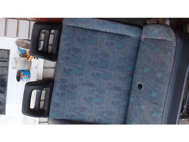 бу Б/у сиденье для легкового авто Fiat Scudo в Полтаве