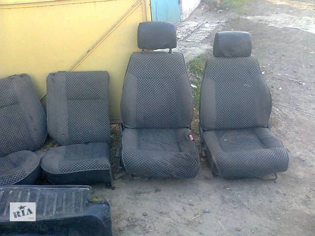 продам Б/у сиденье для легкового авто Fiat Tipo бу в Ровно