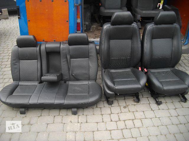 Б/у сиденье для легкового авто Ford Mondeo 2006- объявление о продаже  в Львове
