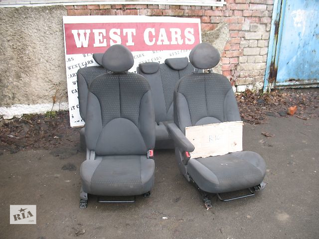 Б/у сиденье для легкового авто Kia Rio 2006- объявление о продаже  в Луцке