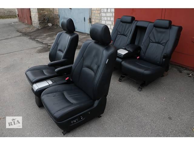 продам Б/у сиденье для легкового авто Lexus RX 350 Lux TV бу в Киеве