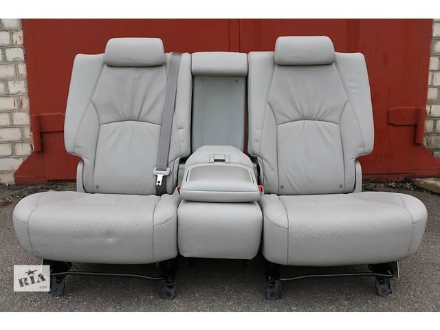 продам Б/у сиденье для легкового авто Lexus RX 350 бу в Киеве