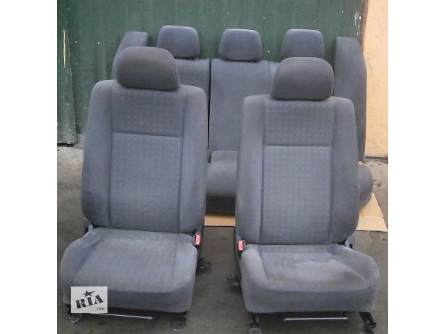 Б/у сиденье для легкового авто Mitsubishi Lancer 9- объявление о продаже  в Луцке