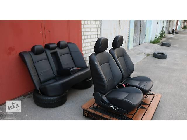 продам Б/у сиденье для легкового авто Mitsubishi Lancer X бу в Киеве