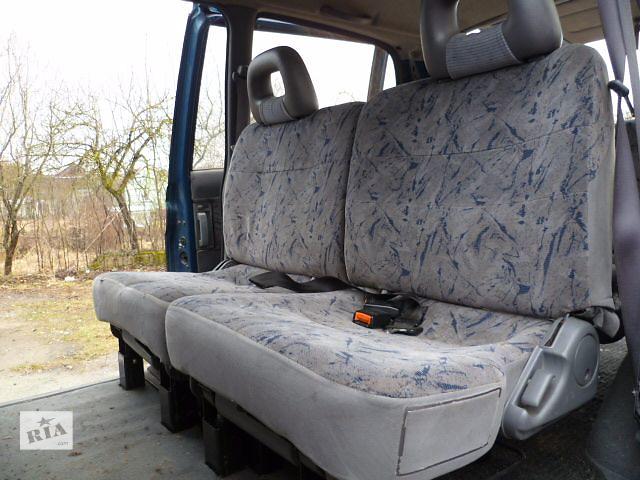 Б/у сиденье для легкового авто Nissan Serena- объявление о продаже  в Черновцах
