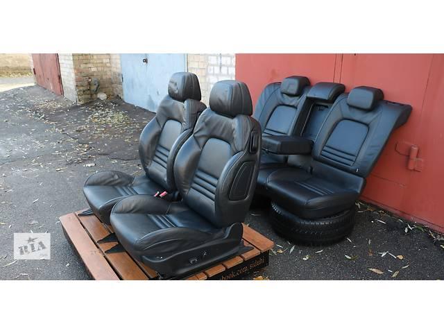 купить бу Б/у сиденье для легкового авто Peugeot 407 Coupe RECARO в Киеве