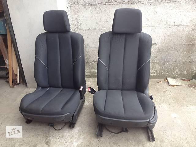 продам Б/у сиденье для легкового авто Renault Megane II бу в Бучаче