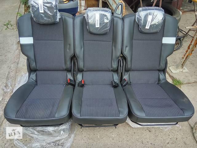 Б/у сиденье для легкового авто Renault Scenic- объявление о продаже  в Ковеле