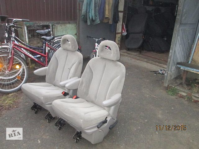 купить бу Б/у сиденье для легкового авто Renault Trafic в Корсуне-Шевченковском