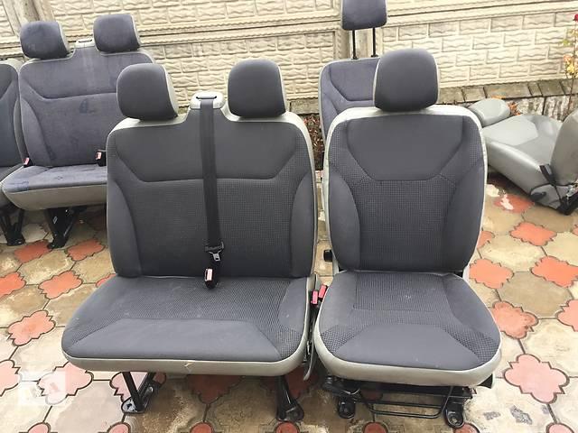Б/у сиденье для легкового авто Renault Trafic- объявление о продаже  в Ковеле