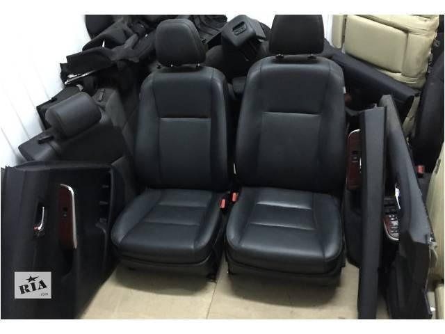 Б/у сиденье для легкового авто Toyota Camry 50 55 - объявление о продаже  в Киеве