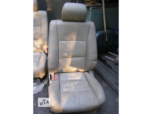 Б/у сиденье для легкового авто Toyota Land Cruiser 100- объявление о продаже  в Днепре (Днепропетровск)