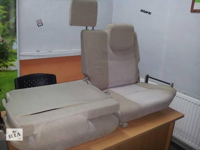 продам Б/у сиденье для легкового авто Toyota Land Cruiser Prado бу в Киеве