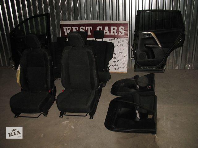 Б/у сиденье для легкового авто Toyota Rav 4 2013- объявление о продаже  в Луцке