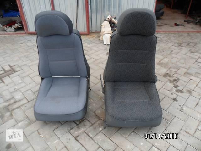 Б/у сиденье для легкового авто ВАЗ 2109,ВАЗ 21099 и т.п.- объявление о продаже  в Умани