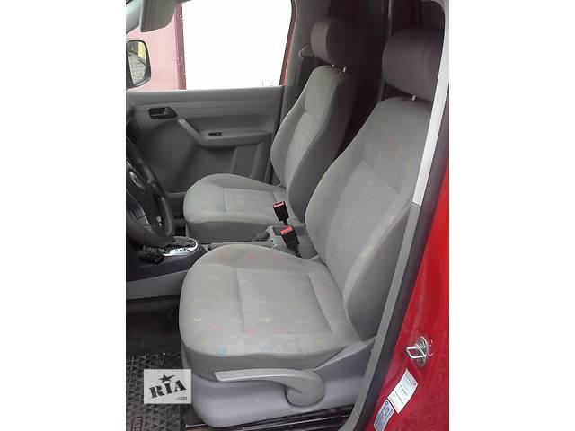 продам Б/у сиденье для легкового авто Volkswagen Caddy бу в Львове