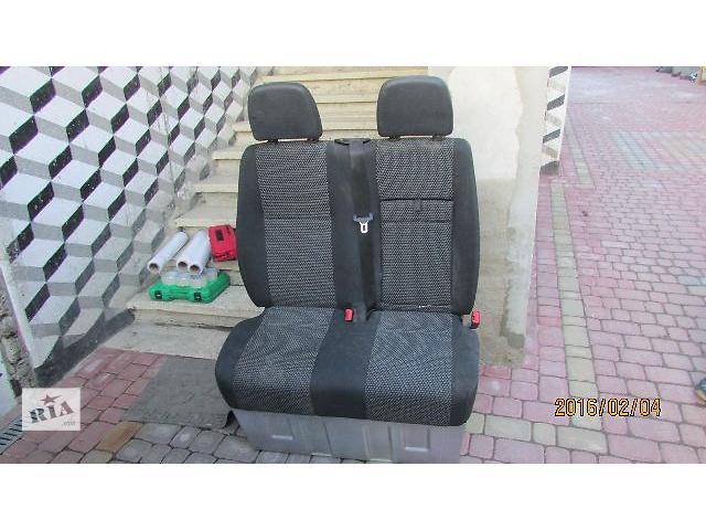 продам Б/у сиденье для легкового авто Volkswagen Crafter 2009г бу в Хусте