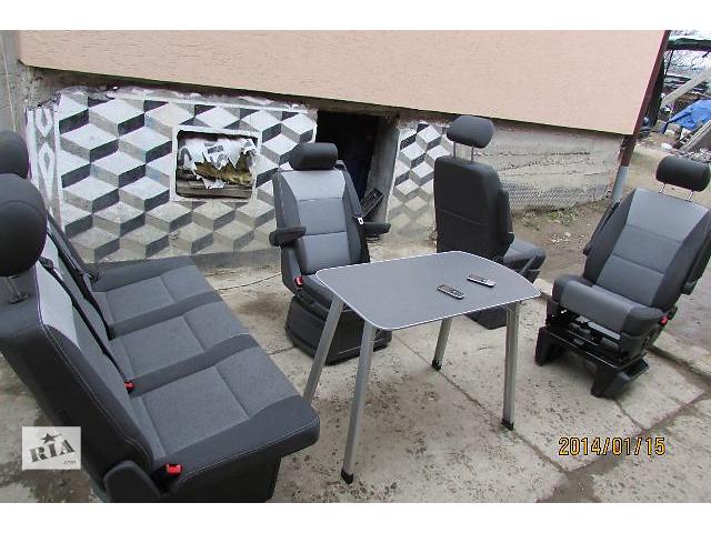 Б/у сиденье для легкового авто Volkswagen Multivan 2008- объявление о продаже  в Хусте