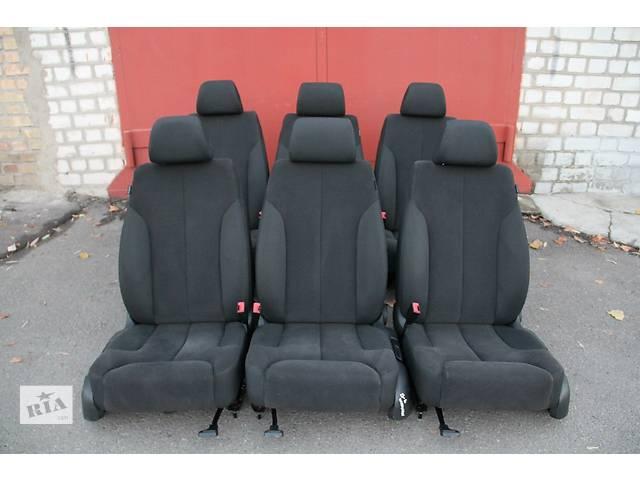 Б/у сиденье для легкового авто Volkswagen Passat B6 (Комплект для бусов)- объявление о продаже  в Киеве