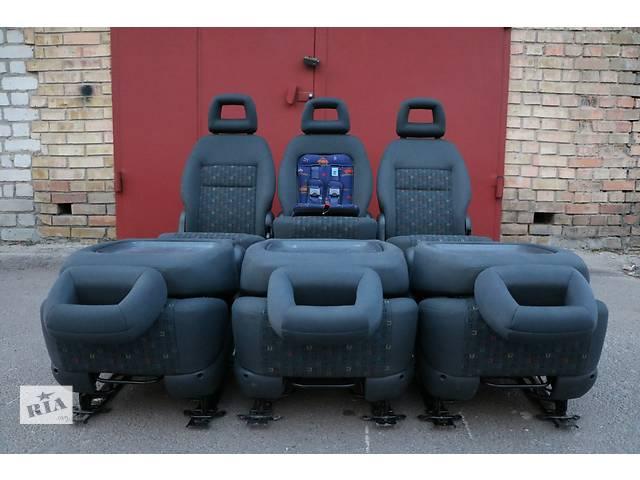 продам Б/у сиденье для легкового авто Volkswagen Sharan Трансформеры бу в Киеве