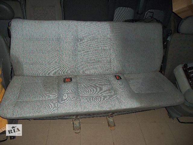 Б/у сиденье для легкового авто Volkswagen T4 (Transporter) 1998- объявление о продаже  в Ковеле
