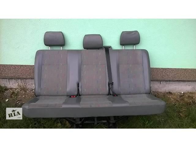 бу Б/у сиденье для легкового авто Volkswagen T5 (Transporter) в Львове