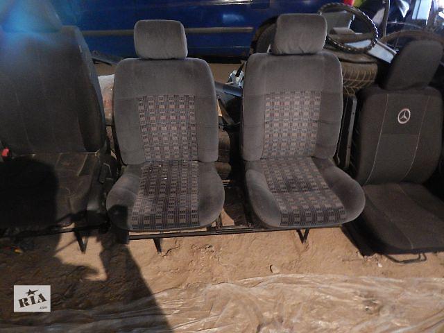 Б/у сиденье для легкового авто- объявление о продаже  в Бродах