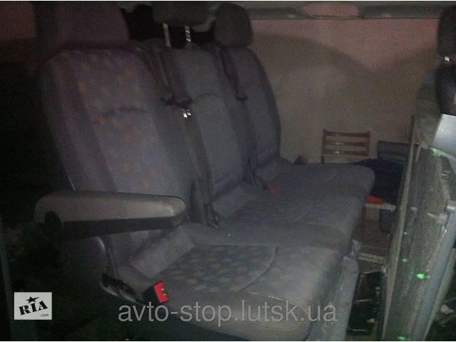 купить бу Б/у сиденье для Mercedes Vito 639 в Луцке