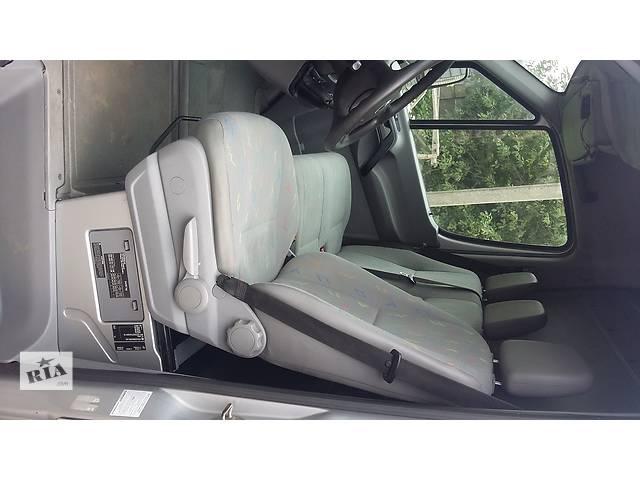 Б/у сиденье для микроавтобуса Mercedes Sprinter- объявление о продаже  в Луцке