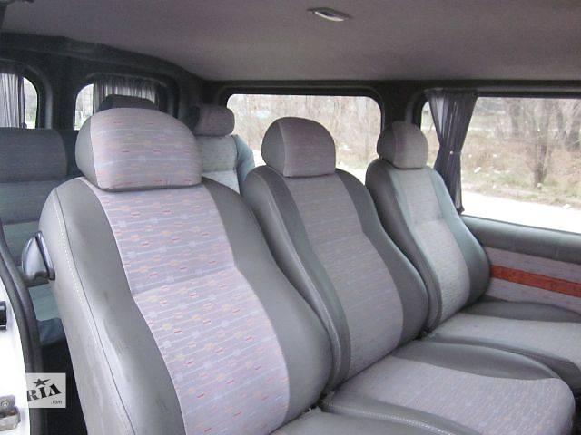 купить бу Б/у сиденье для микроавтобуса Renault Trafic в Кривом Роге