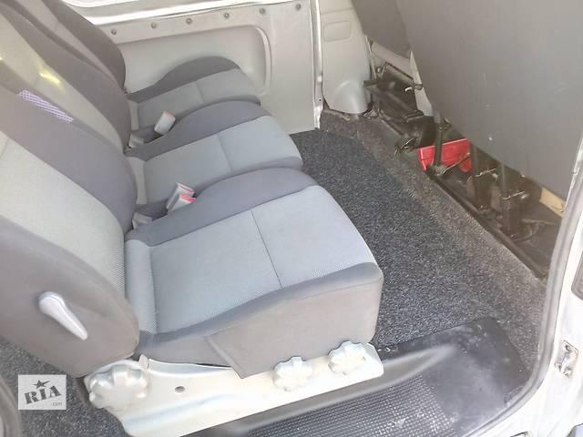 продам Б/у сиденье для микроавтобуса Renault Trafic бу в Львове