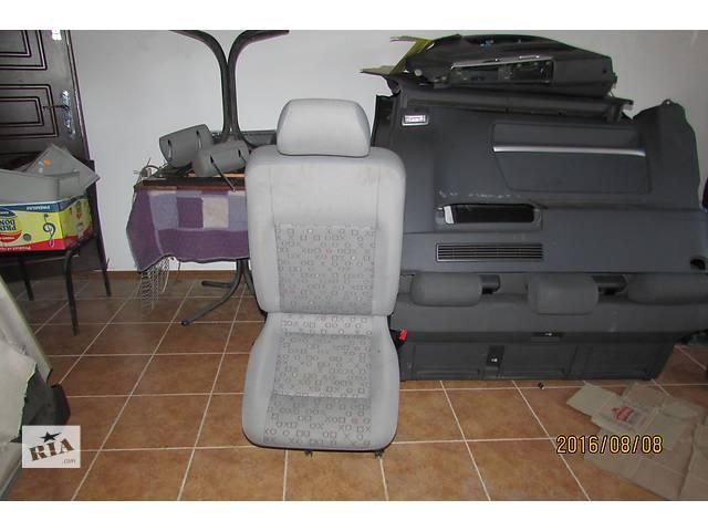 бу Б/у сиденье для микроавтобуса Volkswagen T5 (Transporter) в Хусте