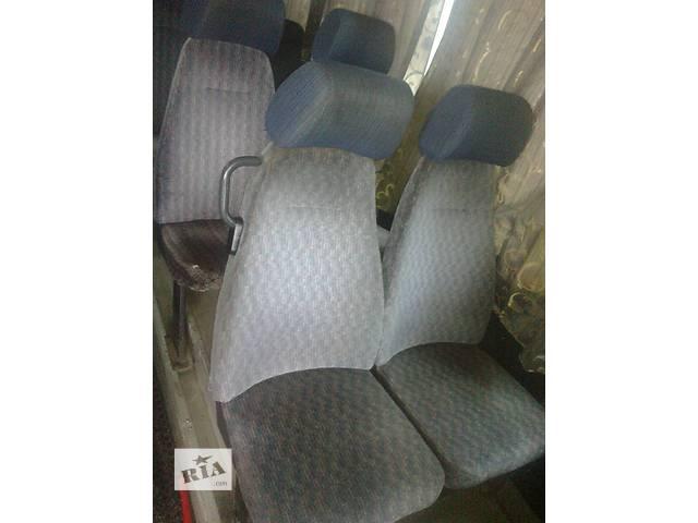 купить бу Б/у сиденье для микроавтобуса в Луцке