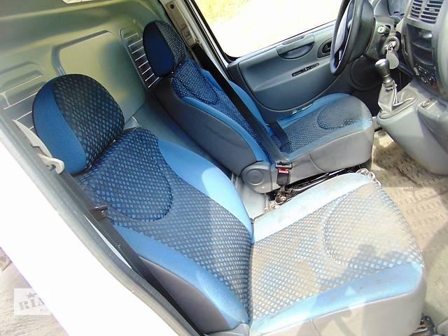 купить бу Б/у сиденье для минивена Fiat Scudo Фиат Фиат Скудо с 2007г. в Ровно