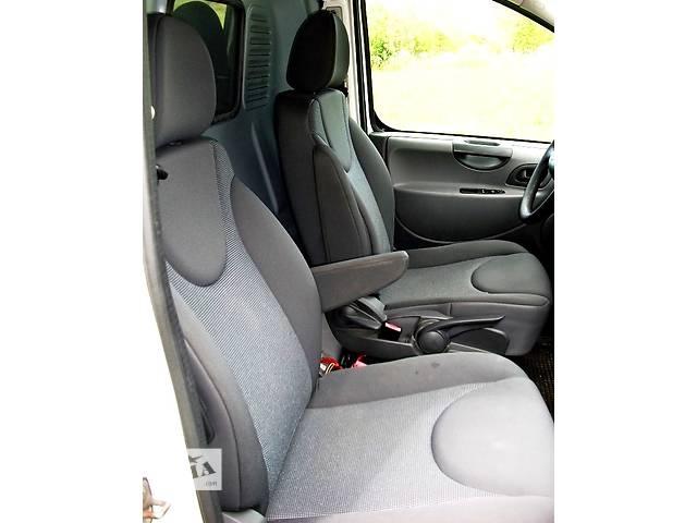Б/у сиденье для минивена Fiat Scudo Фиат Фиат Скудо с 2007г.- объявление о продаже  в Ровно