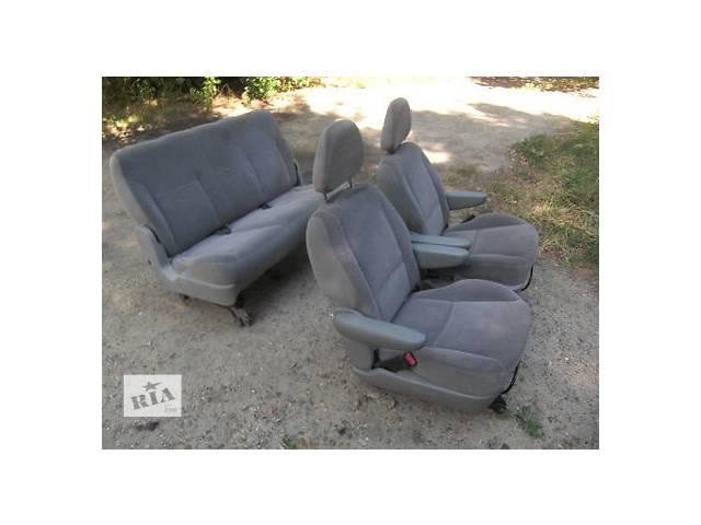 продам Б/у сиденье для минивена Ford Windstar бу в Раздельной