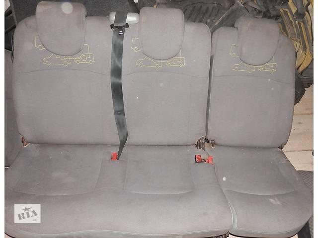 купить бу Б/у сиденье для минивена Renault Kangoo в Радивилове