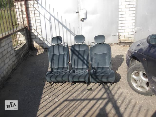 продам Б/у сиденье для минивена Renault Scenic бу в Киеве
